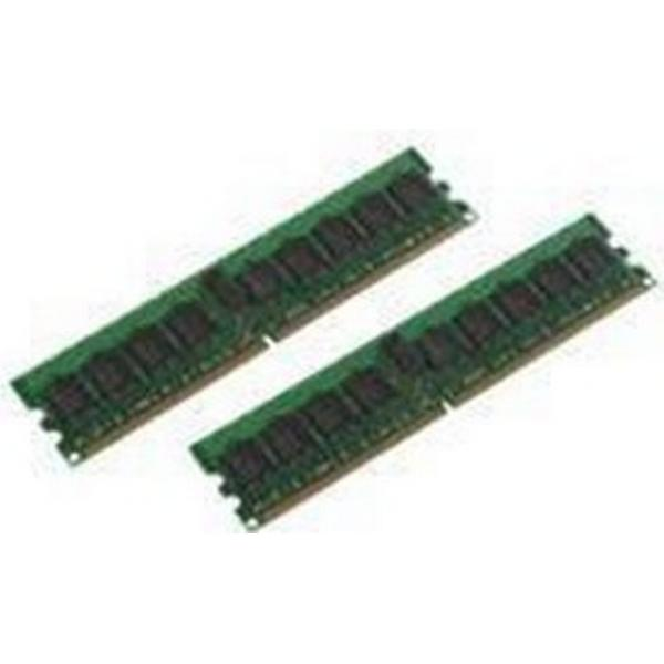 MicroMemory DDR2 667MHz 2x2GB ECC Reg for Apple (MMA1069/4GB)