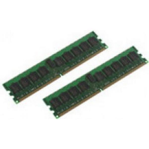 MicroMemory DDR2 667MHz 2x2GB ECC Reg for Dell (MMD8774/4G)