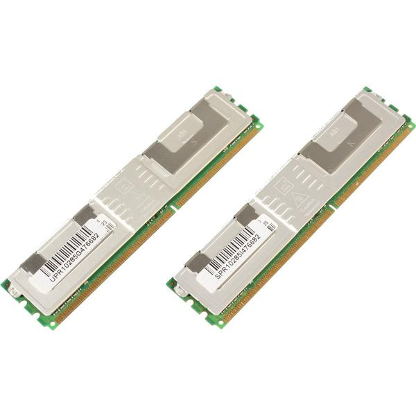 MicroMemory DDR2 667MHz 2x2GB ECC Reg for Apple (MMA1056/4096)
