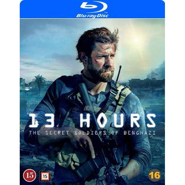 13 hours - The secret soldiers of Benghazi (Blu-ray) (Blu-Ray 2015)