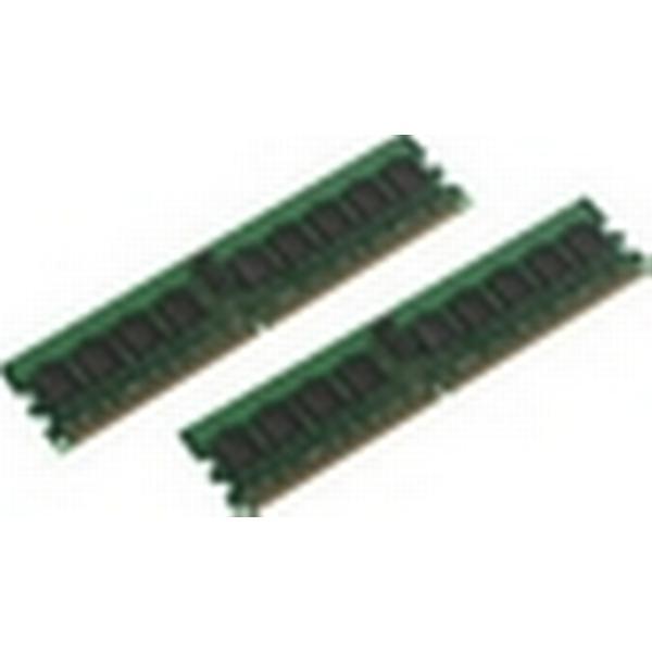 MicroMemory DDR2 667MHz 2x4GB ECC Reg for Dell (MMD8752/8GB)