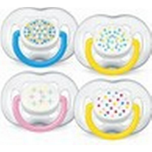 Philips Avent Contemporary Freeflow Soother 6-18m 2-pack