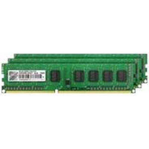 MicroMemory DDR3 133MHz 3x4GB ECC for HP (MMH1022/12G)