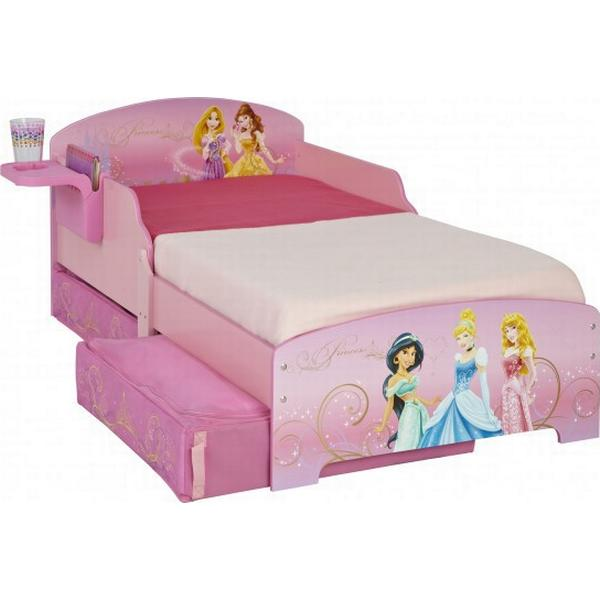 Worlds Apart Disney Princess Storytime Toddler Bed