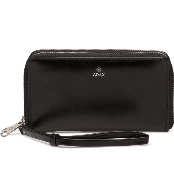 Adax Neel Salerno Purse - Black (449169)