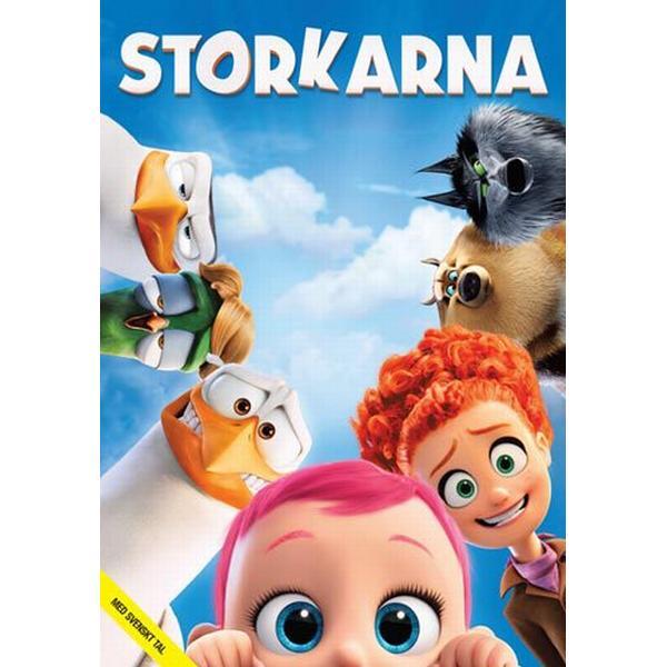 Storkarna (DVD) (DVD 2016)