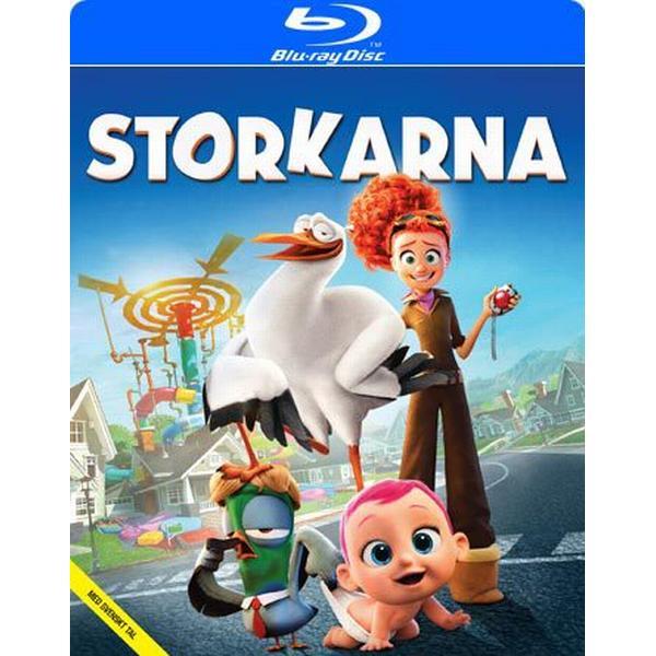 Storkarna (Blu-ray) (Blu-Ray 2016)