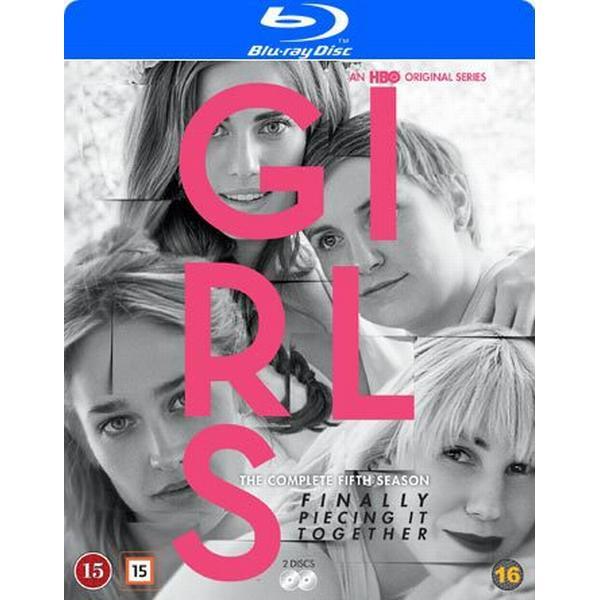 Girls: Säsong 5 (2Blu-ray) (Blu-Ray 2016)