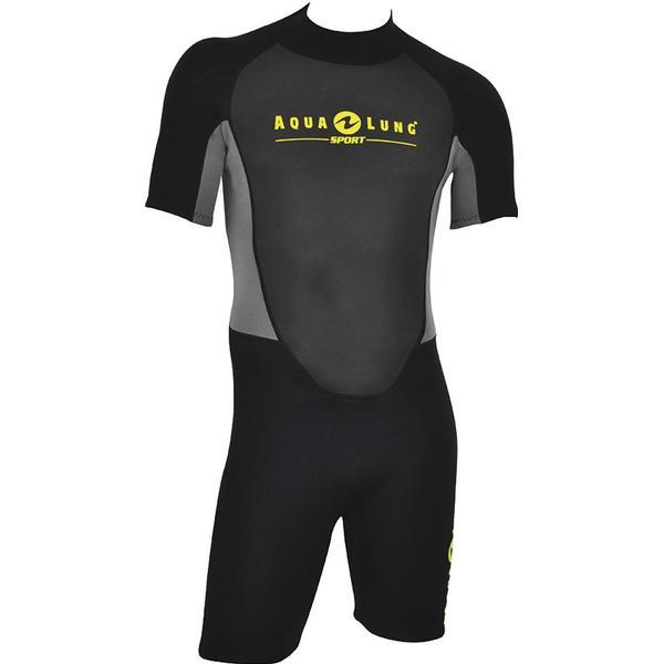 Aqua Lung Scuba Diver Shorty Sleeves 3mm M