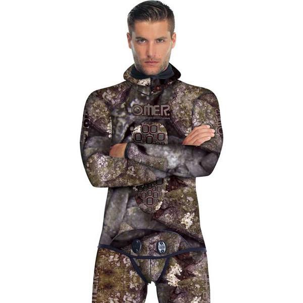 omer Holo Stone Jacket 5mm