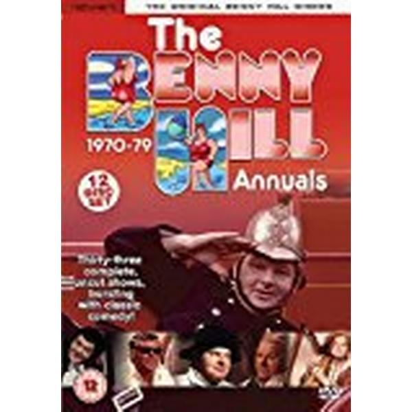 Benny Hill Annuals 1970-1979 - The Complete Box Set (DVD)