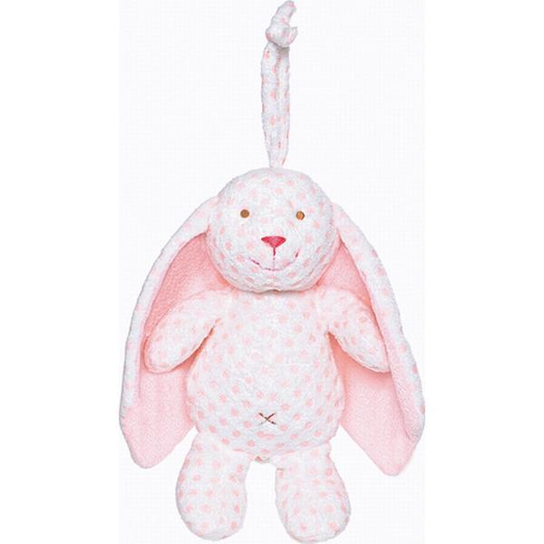 Teddykompaniet Baby Big Ears Music Boxes Rabbit