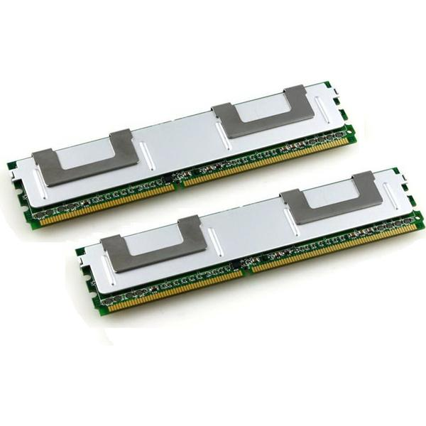 MicroMemory DDR2 667MHz 2x8GB ECC Reg For Fujitsu (MMG2413/16GB)