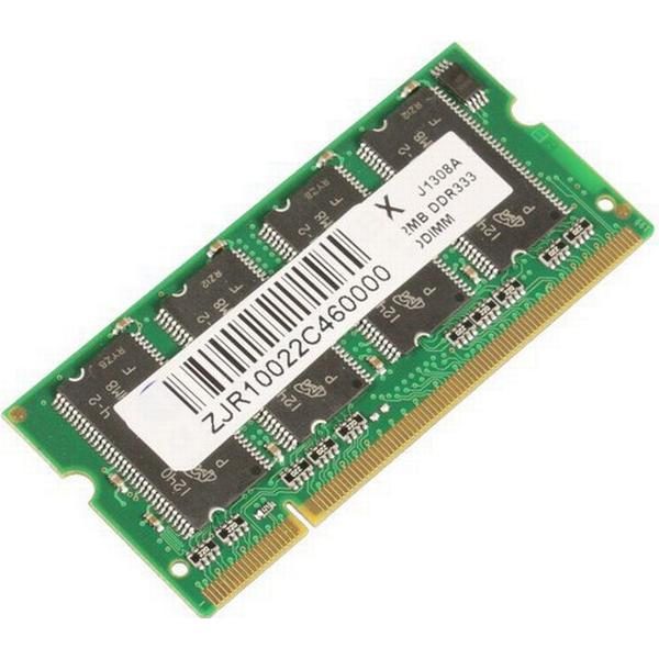 MicroMemory DDR 333MHz 512MB for HP (MMH0390/512)