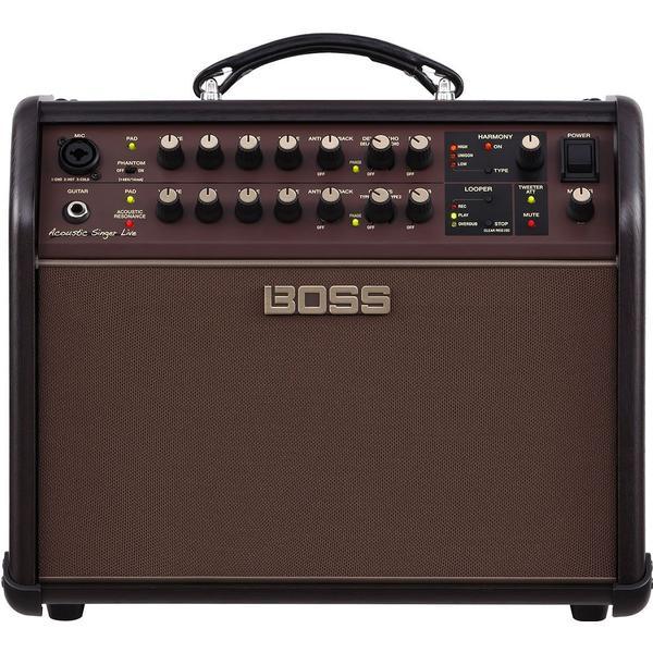 Boss, Acoustic Singer Live