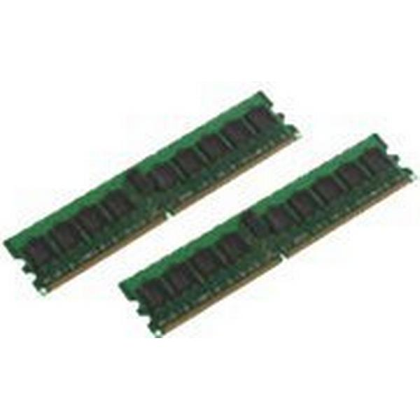 MicroMemory DDR2 533Mhz 2x1GB ECC for Fujitsu (MMG2354/2GB)