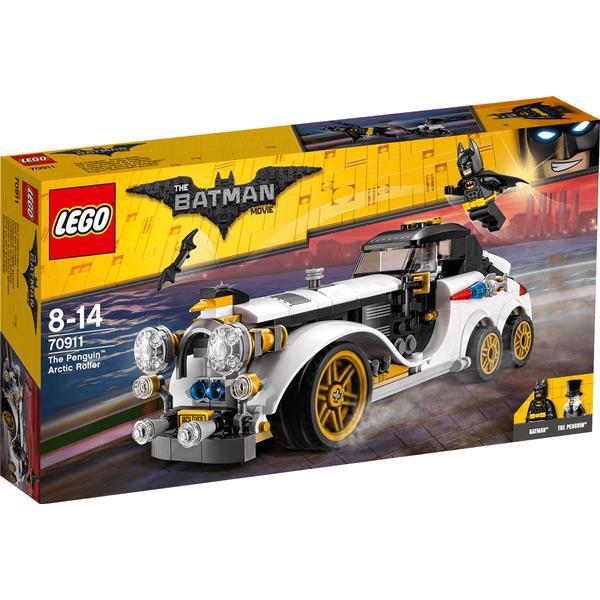 Lego The Batman Movie Pingvinens Arktiske Automobil 70911