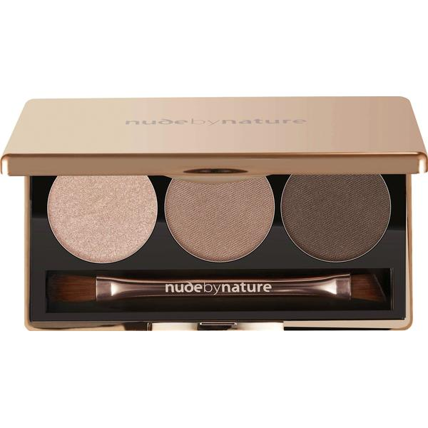 Nude by Nature Natural Illusion Eyeshadow Trio #01 Nude