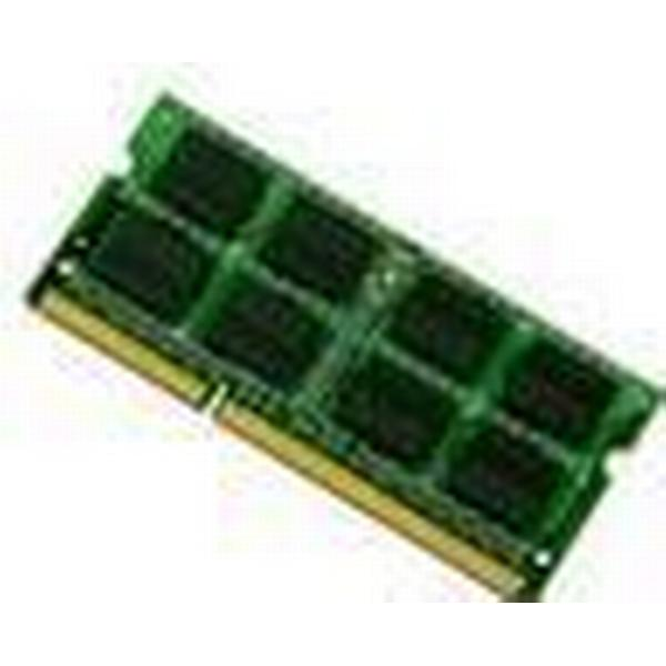 MicroMemory DDR3 1333MHZ 2GB for Toshiba (MMT2075/2GB)
