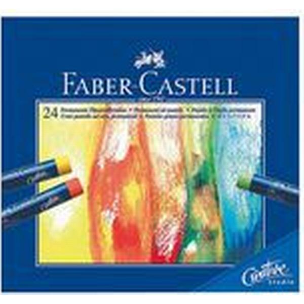 Faber-Castell Oil Pastels Color 24-pack