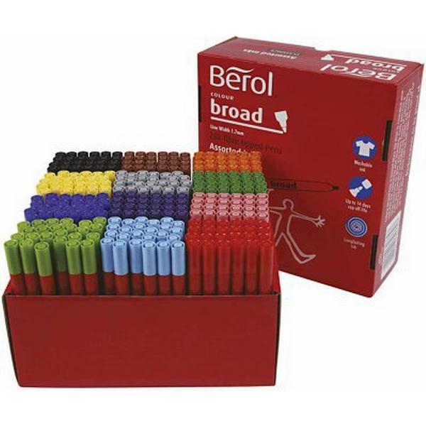 Berol Colourbroad Pen 288-pack