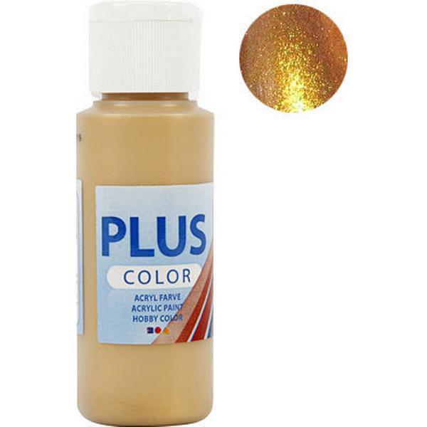 Plus Acrylic Paint Gold 60ml