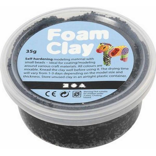 Foam Clay Black Clay 35g