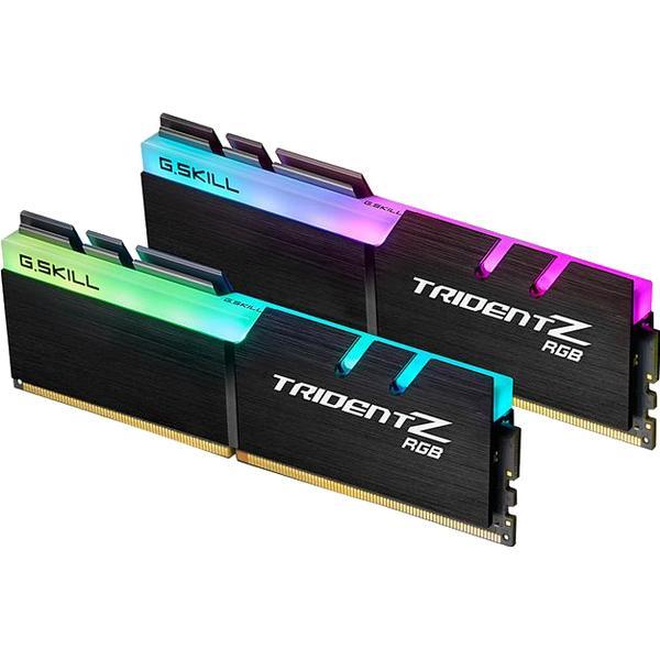 G.Skill Trident Z RGB DDR4 2400MHz 2x8GB (F4-2400C15D-16GTZR)