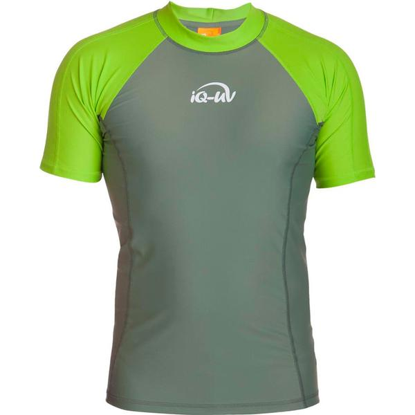 iQ-Company UV 300 Slim Fit Short Sleeves Top M