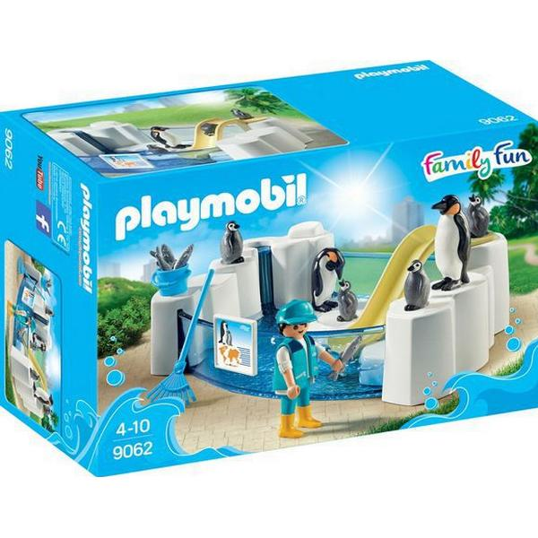 Playmobil Pingvinindhegning 9062