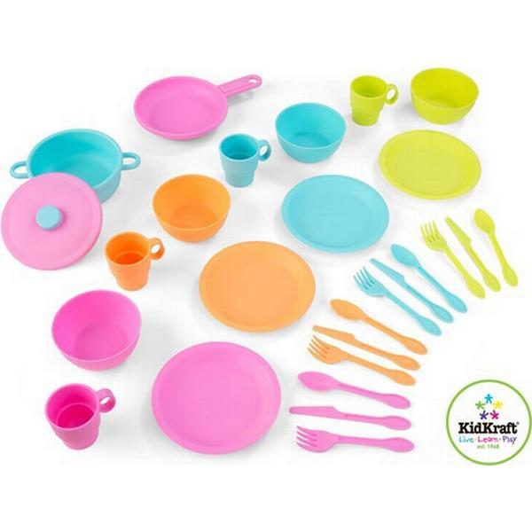 Kidkraft Bright Cookware Set 27pcs