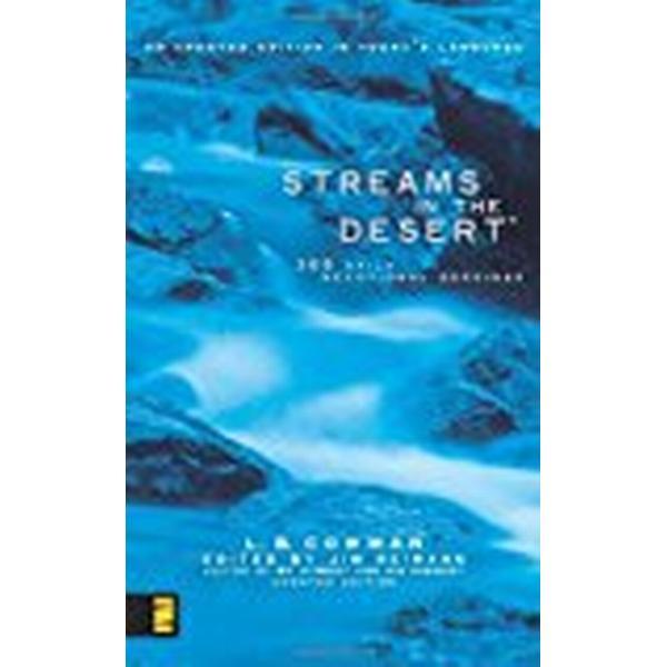 Streams in the Desert: 366 Daily Devotional Readings (Inbunden, 1997)