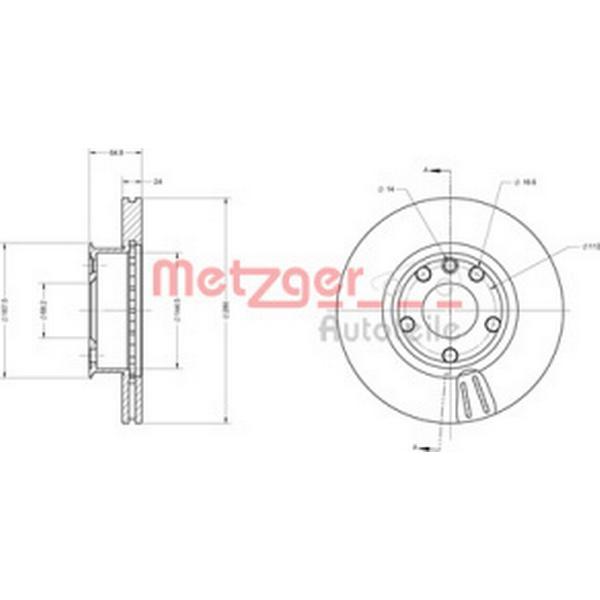 Metzger 6110484
