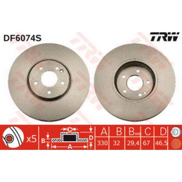 TRW DF6074S