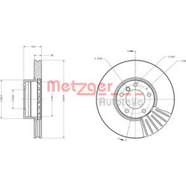Metzger 6110171
