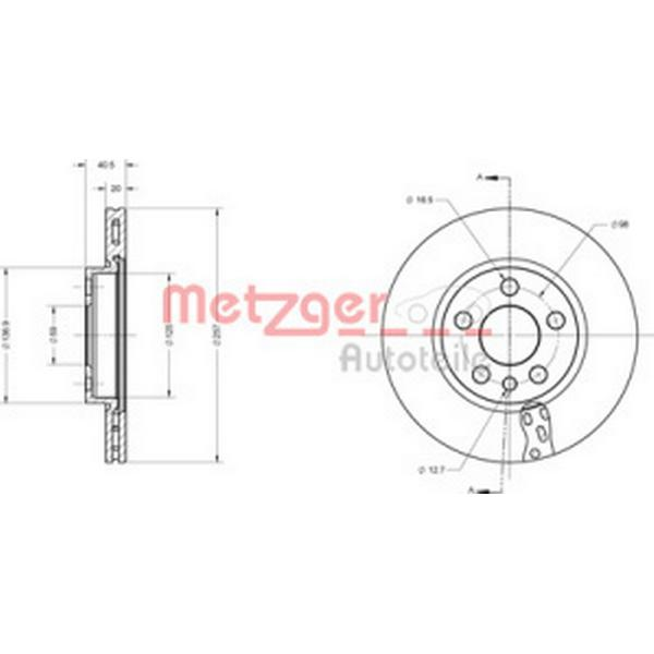 Metzger 6110528
