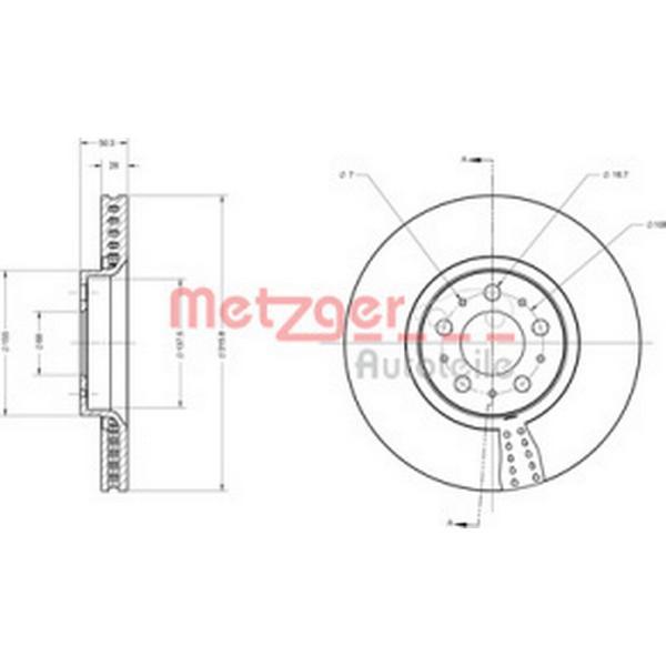 Metzger 6110521