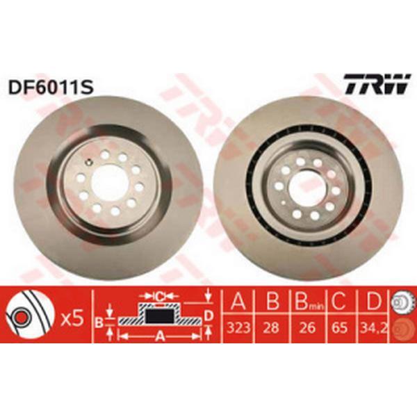 TRW DF6011S
