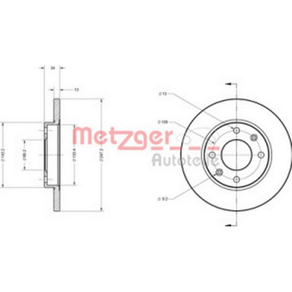 Metzger 6110085