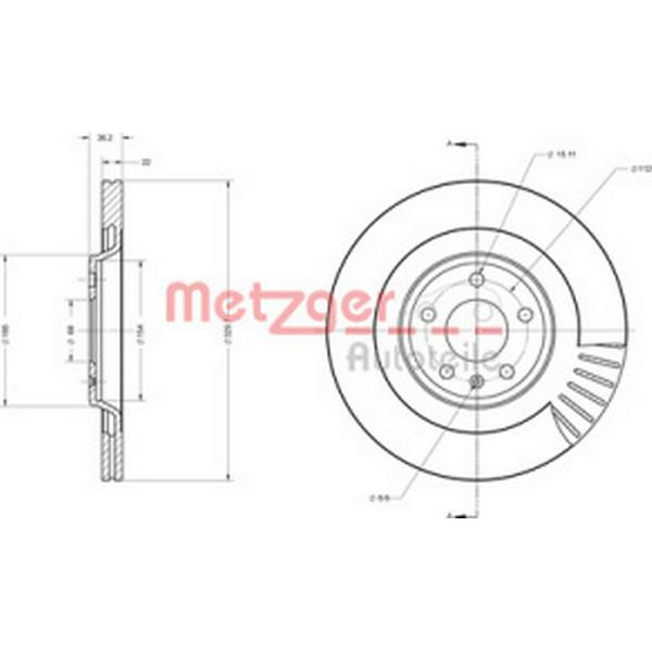 Metzger 6110616
