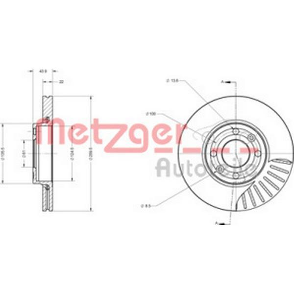 Metzger 6110047