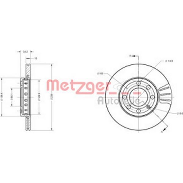 Metzger 6110399