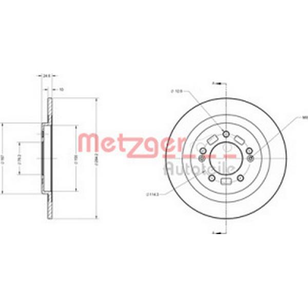 Metzger 6110693