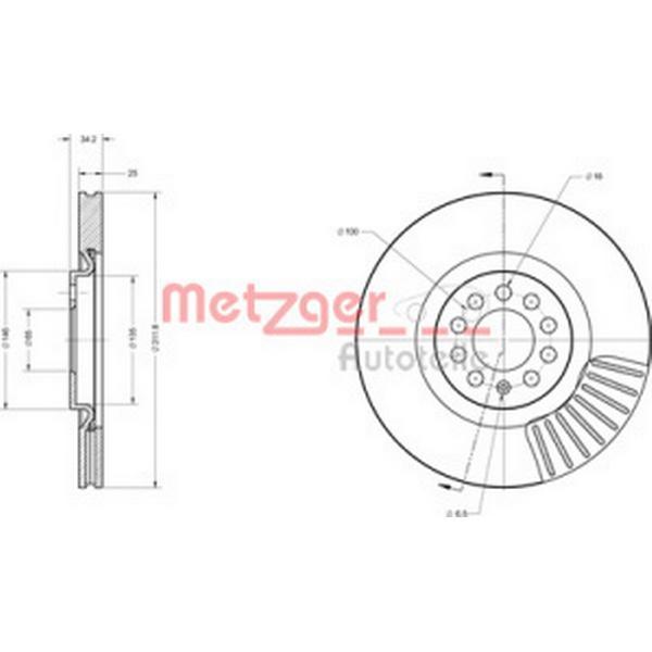 Metzger 6110387