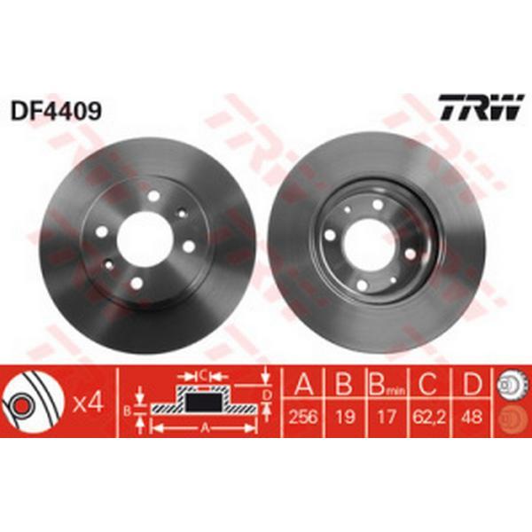 TRW DF4409