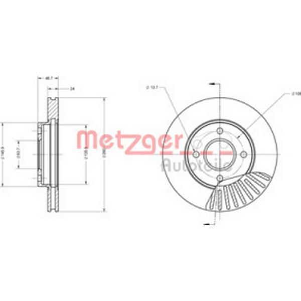 Metzger 6110109