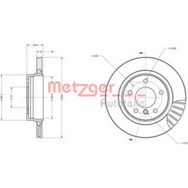Metzger 6110182