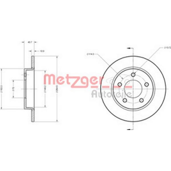 Metzger 6110301