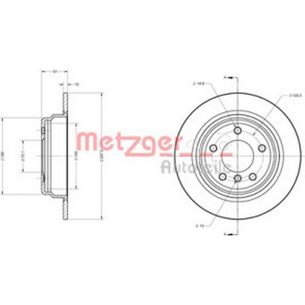 Metzger 6110322