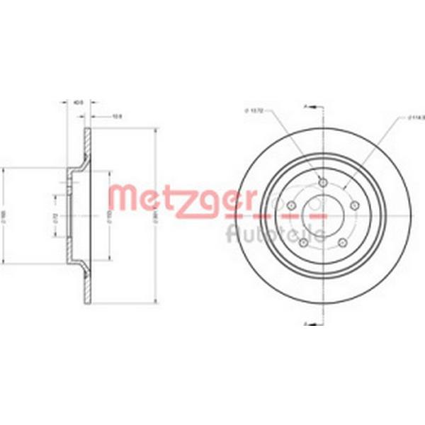 Metzger 6110198
